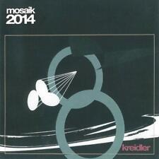KREIDLER - MOSAIK 2014 (10TH ANNIVERSARY REISSUE WHITE LP)   VINYL LP NEU