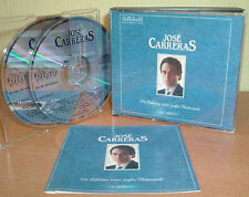 JOSE CARRERAS - DIE COLLECTION SEINER GROßEN MEISTERWERKE 2 CD Box