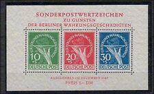 1439- Berlin ** luxus Block 1 sauberste Erhaltung