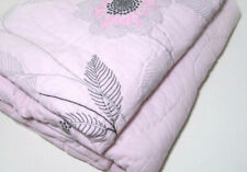 Pottery Barn Kids Adelaide Pastel Flower Petals Butterfly Twin Quilt New