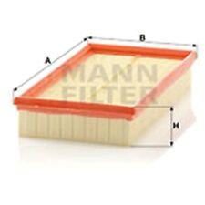 Mann Air Filter Element For Ford Focus 1.4 16V 1.6 16V 1.8 16V 1.8 Di/TDDi