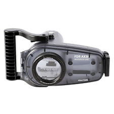 Meikon 40M Waterproof Underwater Housing Case For Sony FDR-AX30 4K Video Camera
