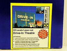 "BLAIR LINE HO U/A ""DRIVE-IN THEATRE"" MODEL KIT #168"