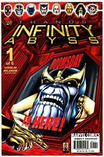Infinity Abyss (2002) #1 VF/NM 9.0