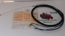 Genuine Stihl Throttle Cable fits Stihl FS55 before 2001 replaces 4140 180 1104
