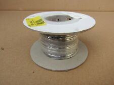 100m x UL1371 Series Grey PTFE Hookup & Equipment Wire 24 AWG H9ML7 9034043