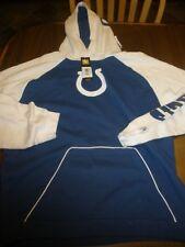 NEW Indianapolis Colts Hoodie Sweatshirt Reebok Adult XL
