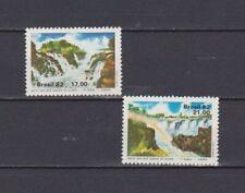 s19060) BRASILE BRAZIL  MNH** Nuovo** 1982 Waterfalls 2v