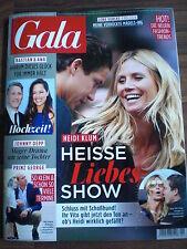 Gala Heidi Klum Vanessa Paradis Michelle Hunziker Lindsay Lohan B Schweinsteiger