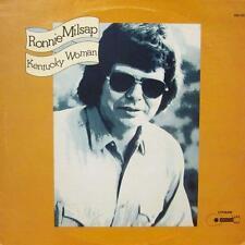 Ronnie Milsap(Vinyl LP)Kentucky Woman-Buckboard-BBS 1037-USA-VG+/Ex