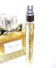 Miss Dior Christian Dior Eau de Parfum 10ml EDP SAMPLE Travel Spray Glass .34oz