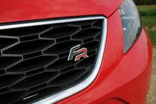 Genuine Seat FR Front Grill Badge Leon, Ibiza, Arona, Ateca 6J0853670KTP