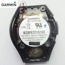 361-00034-00 battery + cover for GARMIN Forerunner 405 410 PD3048 GPS