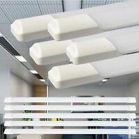 10Pcs 4FT 36W LED Batten Linear Lamp Ceiling Wall Tube Light Surface Mounted Lot