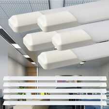 10PCS 4FT 36W LED Batten Linear Lamp Ceiling Wall Light Surface Mounted LOT
