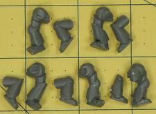 Warhammer 40K marines espaciales asalto Squad piernas