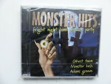 CD ALBUM MONSTER HITS MC HAMMER TALKING HEADS WHODINI BLUE OYSTER CULT SEARCHERS