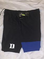 Mens Nike Flex Duke Blue Devils Performance Shorts AR7052-010 4XL NWT $75