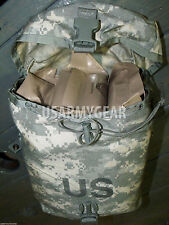 Made in US Military MOLLE II ACU Sustainment Pouch Ruck Sack Main Back Pack USGI