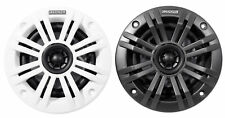"Pair KICKER 45KM42 4"" Marine Speakers KM4"