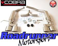 COBRA Exhaust MERCEDES CLASSE C (W204) C200 C220 C250 Sport Quad-AMG Stile ME11