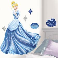 Disney Princess Wall Stickers, RoomMates Giant Disney Cinderella Wall Sticker