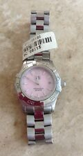 TAG Heuer Women's WAF1418.BA0823 Aquaracer Watch mother of pear - new with tags
