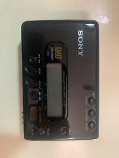 Vintage Sony Walkman Dat Digital Audio Tape-Recorder Tcd-D8 Japan Pre-Owned