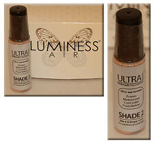 LUMINESS AIR - Airbrush FOUNDATION Shade #F2 - .55 oz BOTTLE - ULTRA FINISH *NEW
