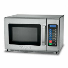 Waring Wmo120 1800w Commercial Microwave With Touch Pad 208230v