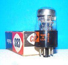 6AL7GT vacuum tube valve CBS NOS magic eye tuning radio indicator electron 6AL7G