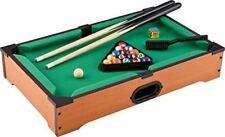 NIB Classics 20-Inch Tabletop Miniature Billiard/Pool Game Set