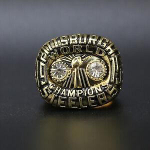 Franco Harris - 1975 Pittsburgh Steelers Super Bowl Championship Ring