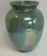 Cowan Lusterware Vase 9-1/4 in. Tall