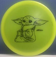 Discraft Buzzz 175-176g Sitting Yoda Green Limited Edition* Yoda