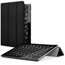 Protección, funda protectora cuero artificial para Huawei MediaPad t3 10 negro Smart Cover Case