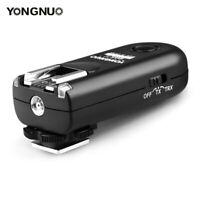 YONGNUO RF-603II Flash Trigger Single Transceivers Set Shutter Release For Canon