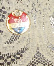 MCC Melbourne Cricket Club Badge 1975-76 Nice Condition