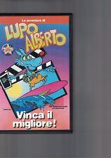VHS - LUPO ALBERTO - VINCA IL MIGLIORE - N.5 - STARDUST