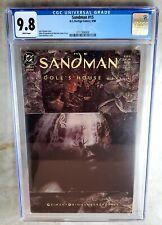 The Sandman V2 #15 D.C. Vertigo 1990 CGC 9.8 NM/MT Netflix Gaiman - Comic G0023