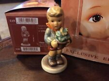 M.I. Hummel Figurine Lucky Charmer TM 7 Club Exclusive NIB Goebel HUM 2071