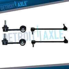 Front & Rear Sway Bar End Link Kit for 2009 2010 2011 2012 2013 2014 Maxima