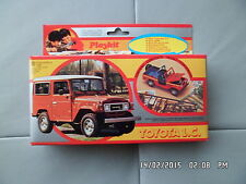 KIT TOYOTA LC LAND CRUISER PLAYKIT 1983 1/30 Neuf H13