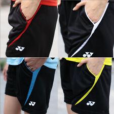 Free shipping New 2015 Men Sports shorts Badminton/Table Tennis Shorts 9649