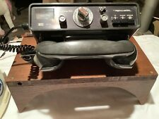Vintage Realistic Trc-56 Transceiver 23 Channel Telephone Type Handset