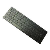 Plastic US PC Laptop Notebook Keyboard fit for HP Probook 450 G6 Black-frame