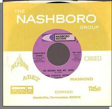 """Angelic Gospel Singers - I'm Bound For Mt. Zion + All I Need is in Jesus - 7"""""""