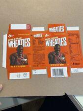Vintage Michael Jordan Mini Wheaties Chicago Bulls Cereal Box - FLAT