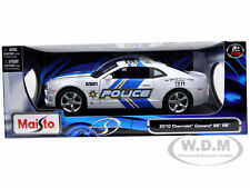 2010 CHEVROLET CAMARO RS SS POLICE 1/18 DIECAST MODEL CAR BY MAISTO 31161