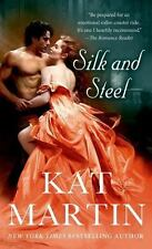 Silk and Steel: Tricked Into Marriage, He Vowed Revenge. But Love Had-ExLibrary